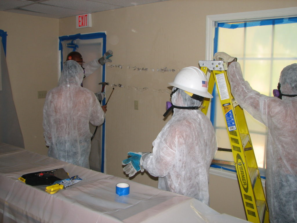 asbestos workers